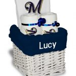 Milwaukee Brewers Personalized 3-Piece Gift Basket