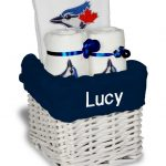 Toronto Blue Jays Personalized 3-Piece Gift Basket