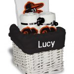 Baltimore Orioles Personalized 3-Piece Gift Basket