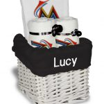 Miami Marlins Personalized 3-Piece Gift Basket