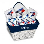 Toronto Blue Jays Personalized 9-Piece Gift Basket