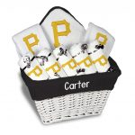 Pittsburgh Pirates Personalized 9-Piece Gift Basket