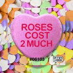 Roses Cost 2 Much Condom
