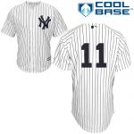 Brett Gardner No Name Jersey – Number Only Replica by Majestic
