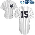 Thurman Munson No Name Jersey – Number Only Replica by Majestic