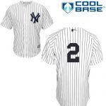 Derek Jeter No Name Jersey – Number Only Replica by Majestic