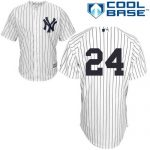 Tino Martinez No Name Jersey – Number Only Replica by Majestic