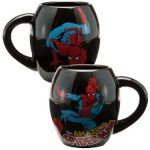 Marvel Comics 18 oz Ceramic Oval Mug