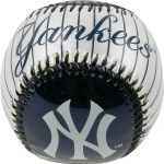 New York Yankees Soft Strike Baseball