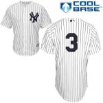 Babe Ruth No Name Jersey – Number Only Replica by Majestic