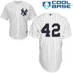 Mariano Rivera No Name Jersey – Number Only Replica by Majestic