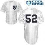 CC Sabathia No Name Jersey – Number Only Replica by Majestic