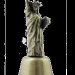 Statue of Liberty Bronze Bell