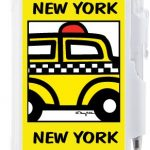 NYC Taxi Flip Style Notepad