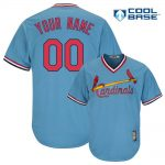 St Louis Cardinals Cooperstown Personalized Home Jersey