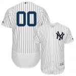 NY Yankees Authentic Personalized Home Jersey