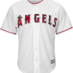 La Angels Replica Adult Home Jersey