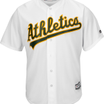 Oakland A'S Replica Adult Home Jersey