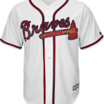 Atlanta Braves Replica Youth Home Jersey