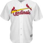 St.Louis Cardinals Replica Adult Home Jersey