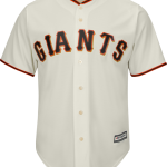 San Francisco Giants Replica Adult Home Jersey