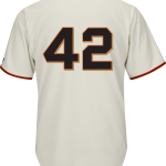 Jackie Robinson Day 42 Jersey – San Francisco Giants Replica Adult Home Jersey