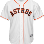 Houston Astros Replica Adult Home Jersey