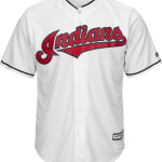 Cleveland Indians Replica Adult Home Jersey