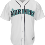 Seattle Mariners Replica Adult Home Jersey