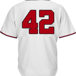 Jackie Robinson Day 42 Youth Jersey – Washington Nationals Replica Kids Home Jersey