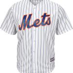 New York Mets Replica Adult Home Jersey