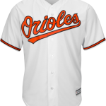 Baltimore Orioles Replica Adult Home Jersey