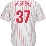 Odubel Herrera Jersey – Philadelphia Phillies Replica Adult Home Jersey