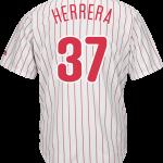 Odubel Herrera Jersey – Philadelphia Phillies Replica Adult Home Jersey