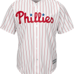 Philadelphia Phillies Replica Youth Home Jersey