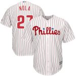 Aaron Nola Jersey – Philadelphia Phillies Replica Adult Home Jersey