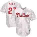 Aaron Nola Youth Jersey – Philadelphia Phillies Replica Kids Home Jersey
