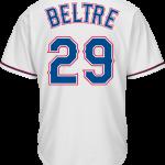 Adrian Beltre Texas Rangers Replica Adult Home Jersey