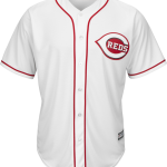 Cincinnati Reds Replica Adult Home Jersey