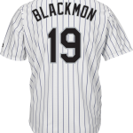 Charlie Blackmon Jersey – Colorado Rockies Replica Adult Home Jersey