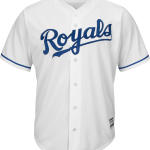 Kansas City Royals Replica Adult Home Jersey