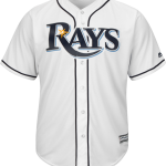 Tampa Bay Rays Replica Adult Home Jersey