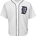 Detroit Tigers Replica Adult Home Jersey