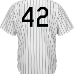 Jackie Robinson Day 42 Jersey – Chicago White Sox Replica Adult Home Jersey