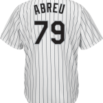 Jose Abreu Youth Jersey – Chicago White Sox Replica Kids Home Jersey