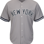 Yankees Replica Youth Away Jersey