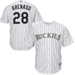Nolan Arenado Jersey – Colorado Rockies Replica Adult Home Jersey