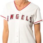La Angels Replica Ladies Home Jersey
