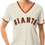 San Francisco Giants Replica Ladies Home Jersey