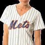 New York Mets Replica Ladies Home Jersey